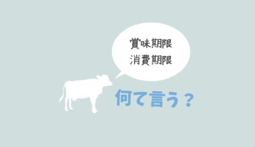 意外と知らない「賞味期限」と「消費期限」って英語で何て言う…?